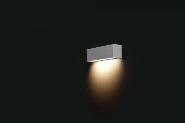 Lampy oświetlenie Nowodvorski - STRAIGHT WALL silver XS 6354